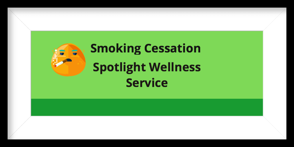 smoking cessation spotlight service